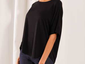 LNBF Elsa Top -Black