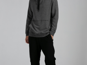 LNBF Mason Fleece Jogger Black