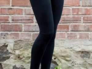 Abaka Mamama black Leggings