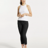 Fig Mat Pants-Black
